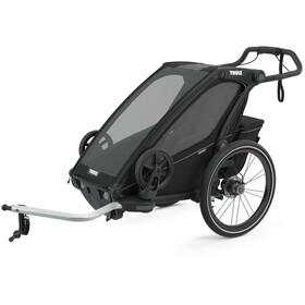 Thule Chariot Sport 1 Bike Trailer midnight black